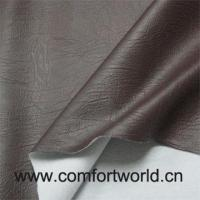 Wholesale Yarn-dyed Jacquard Fabric Pvc Leather Item NO.: SAPV01544 from china suppliers