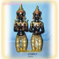 Buy cheap SY09011 Resin Buddha Figurines from wholesalers