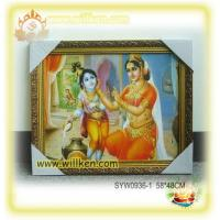Buy cheap SYW0936-1 Hindu god oil painting from wholesalers
