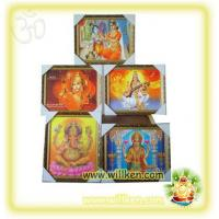 Buy cheap SYW0936 Hindu god oil painting from wholesalers
