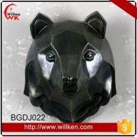 China Animal Statues Polyresin wall decor new eagle resin statue on sale