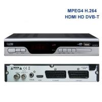 Buy cheap HD MPEG4 DVB-T Set Top Box from wholesalers