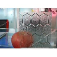 Buy cheap Pattern glass Beehive glass from wholesalers