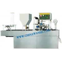 Buy cheap cup filling and sealing machine from wholesalers