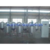 Sell beer equipments Manufactures