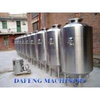 Sell stainless steel beer fermenters