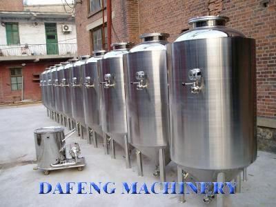Quality Sell stainless steel beer fermenters for sale