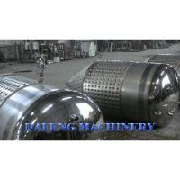 Tank with Dimpled plate Manufactures
