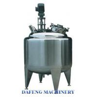 SS.Blending tank Manufactures