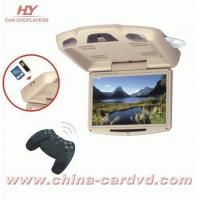 Buy cheap Roof Mounted Car DVD Player ZP1218 from wholesalers