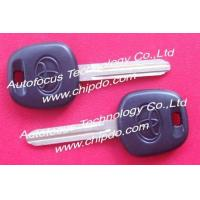 Buy cheap TOYOTA Camry transponder Key with 4D(ID67) Chip from wholesalers