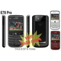 Buy cheap qwerty keypad E78 pro WIFI +java tv track ball mobile phone from wholesalers
