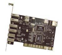 Buy cheap PCI USB 1394 Combo Card from wholesalers