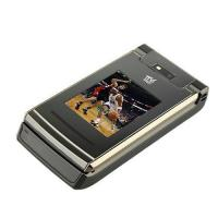 Wholesale JC-V10 Dual Card Dual Screen Quad Band Dual Camera Flashlight TV Metal Cover from china suppliers