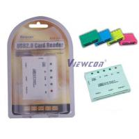 Buy cheap USB2.0 All in 1 Card Reader (Except SM/XD card) from wholesalers