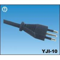 Buy cheap Italy IMQ Power cords CEI 23-16 Italy Plug from wholesalers