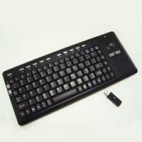 Buy cheap 2.4G Wireless w/Trackball + Mouse scroll from wholesalers