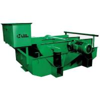 Buy cheap Auto-cleaning horizontal screener,Model ZKS series product