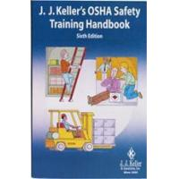 Buy cheap Keller's OSHA Safety Training Handbook from wholesalers