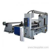 Buy cheap automatic jumbo roll slitting machine from wholesalers