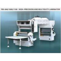 high-precision and multiduty laminating machine Manufactures