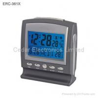 Buy cheap Radio Controlled Dual Alarm Clock from wholesalers
