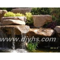 China rockery stones for garden on sale