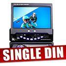 Buy cheap 7 inch In Car DVD / TV Player with Motorized Screen [MD0001T] from wholesalers