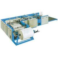 Buy cheap automatic non woven fabric bag bottom and side sewing machine NWSDC650 from wholesalers