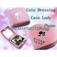 Buy cheap Barbie phone P520 Dressing Case design cute gift for lady on Valentine's Day from wholesalers