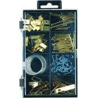 Buy cheap 88Pcs Picture Hanger Kit from wholesalers