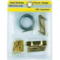 Buy cheap 19Pcs Picture Hanger Kit from wholesalers