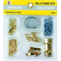 Buy cheap 75Pcs Picture Hanger Kit from wholesalers