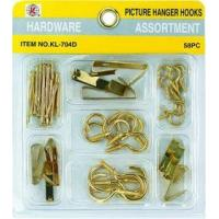 Buy cheap 58Pcs Picture Hanger Kit from wholesalers