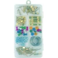 Buy cheap 107Pcs Picture Hanger Kit from wholesalers