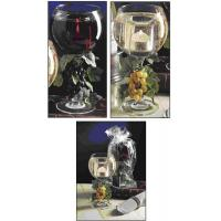 Buy cheap Housewares Quiet Moments Candles | Scented Faux Wine Glass Candles from wholesalers