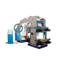 4 Color Super-thin Material Flexographic Printing Machine