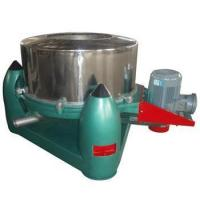 Wholesale SS three-column top discharge centrifuge from china suppliers