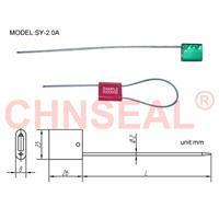 Buy cheap Cable Diameter 2.0mm Cable Seal SY-2.0A from wholesalers
