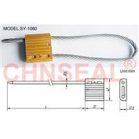 Buy cheap Cable Diameter 6.0mm Cable Seal SY-1060 from wholesalers