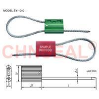 Buy cheap Cable Diameter 4.0mm Cable Seal SY-1040 from wholesalers