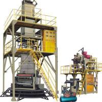 Pof 3-layer co-extrusion polyolefin hot-shrinkable production line Manufactures
