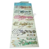 Tattoo stickers Item:HJ-WS-059 Manufactures