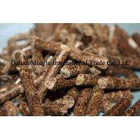 China Cotton Seed Hull Pellets on sale