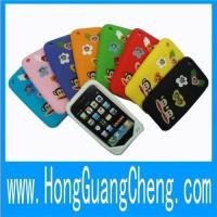 Silicone case for Iphone 3G Manufactures