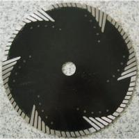 "Diamond Saw Blade with Teeth protection 12""/25.4mm Manufactures"