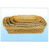 Wholesale Wicker tray JLW04-041 from china suppliers
