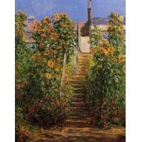 Impressionist(3830) The_Steps_at_Vetheuil Manufactures