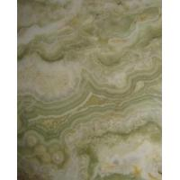 """Emerald Green Onyx (Afghanistan) SPECIFICATION Size:- 12""""x12""""x3/8""""- 18""""x18""""x4/8""""- 24""""x24""""x3/4""""Available Faces:- Polished- Antique- Brushed PACKING For 12"""" x 12""""360 Pcs/Crate, 22 Crates/20' ContainerTotal Area: 7920 SftFor 18"""" x 18""""160 Pc Manufactures"""
