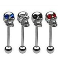 Skull Tongue barbell Manufactures